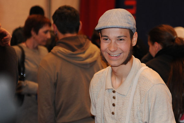 Loïc Amaury Del Egido Champod, artiste de La Chaux-de-Fonds