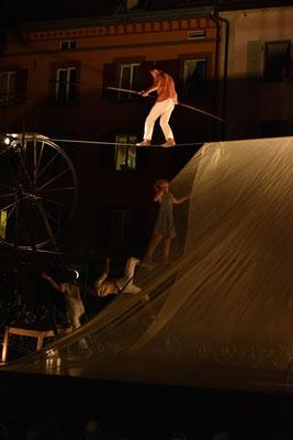 Cirque Rouages, Sodade
