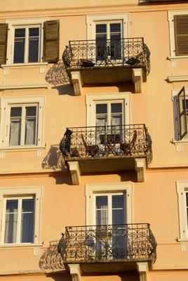 Balcons, Rue du Nord