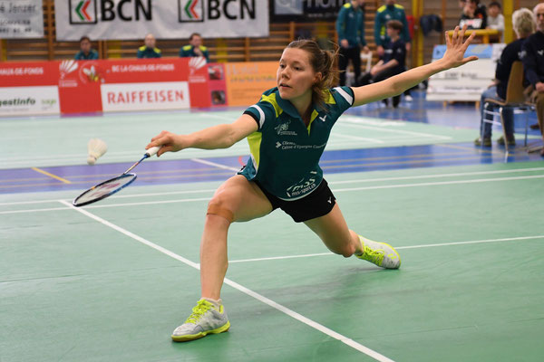 Sabrina Jaquet  chp Suisse 20181/2 finale