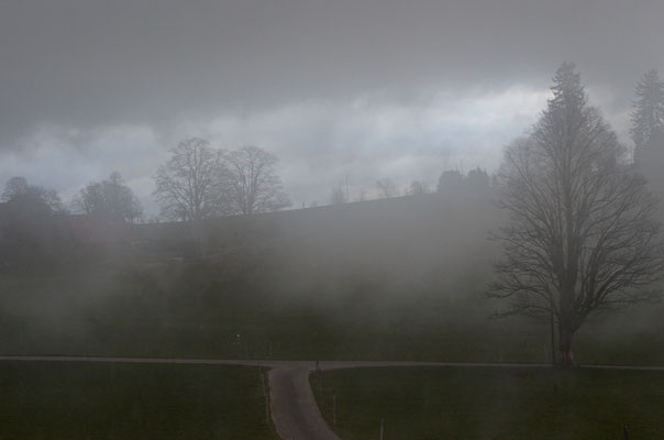 L'arrivée de l'orage, Valanvron