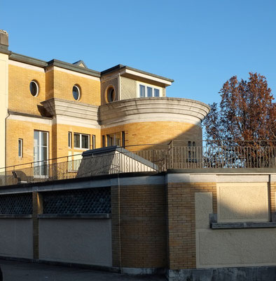 Villa Turque, Le Corbusier