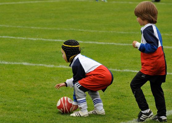 Ecoles de Rugby, La Chaux-de-Fonds, 2011