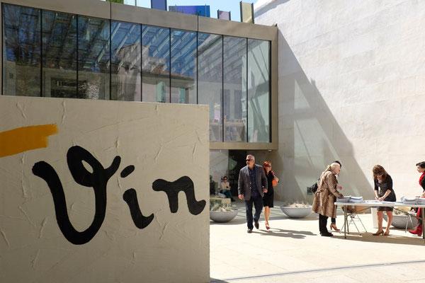 Fondation Van Gogh, inauguration avril 2014
