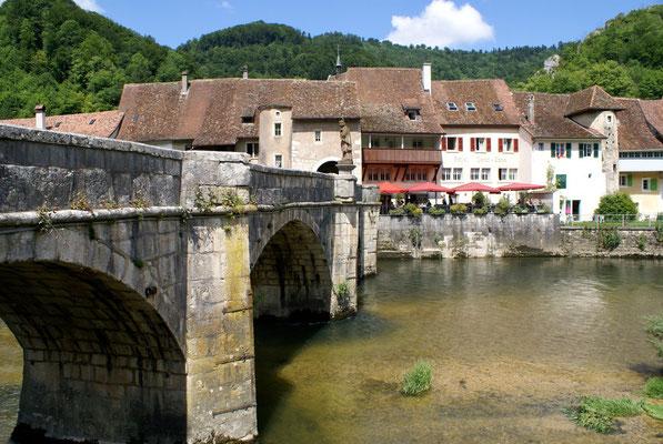 Saint-Ursane