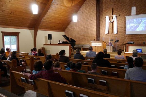 Hickory Grove Church