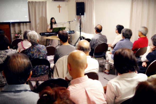14th, 14:00 p.m. Concert, Urayasui international christ church