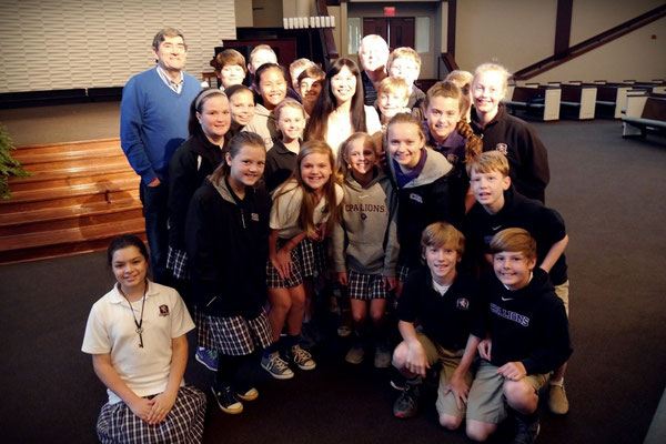 Christ Presbyterian Academy Elementary School Chapel