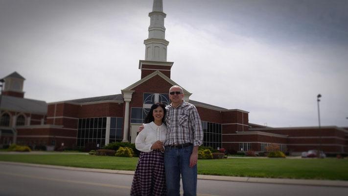 First Baptist Church Brentwood, English class