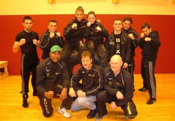 Kämpfer 2014 - Jahresbeginn