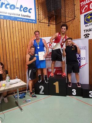 Stefan Schöttler, 2. Platz Baden-Württembergische Meisterschaften 2017