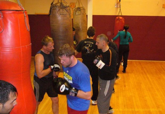 Trainingseinheit