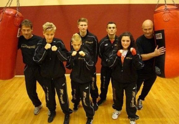 Kämpfer 2014 - Jahresmitte