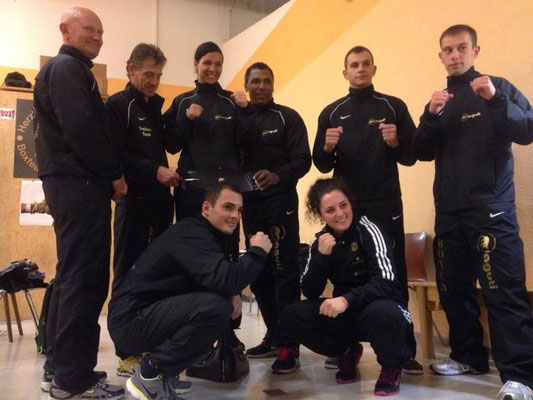 Kämpfer 2014 - Jahresende