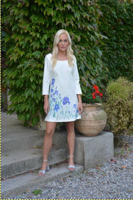 Femme bianco piqué di cotone, it.size 42
