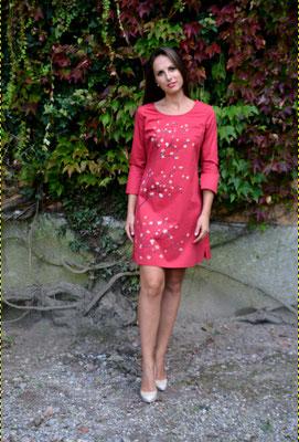 Femme rosso puro cotone it.size 44