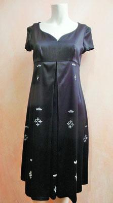 """Coeur """"souveraine"""", pure silk elast. ital.size 42.  410€"""