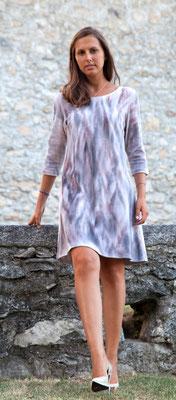 """Tunica """"Bark"""" half sleeves/mezze maniche, velvet cotton/velluto di cotone, size L. 290€"""