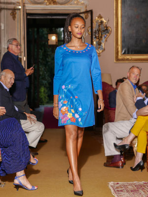Femme bluette puro cotone, it.size 40/42