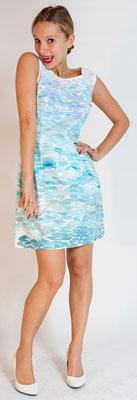 """Audrey """"Ondes""""  heavy cotton/piqué di cotone , ital.size 44     335€"""