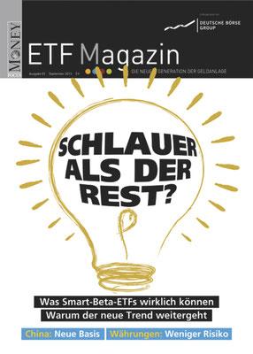 report media ist die externe Redaktion des ETF Magazin