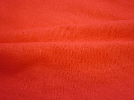 Baumwolle, sanfor, 200 cm breit, hagebutte - 11,00 €/m