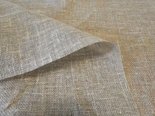 Reinleinen Gittergewebe 165 cm breit