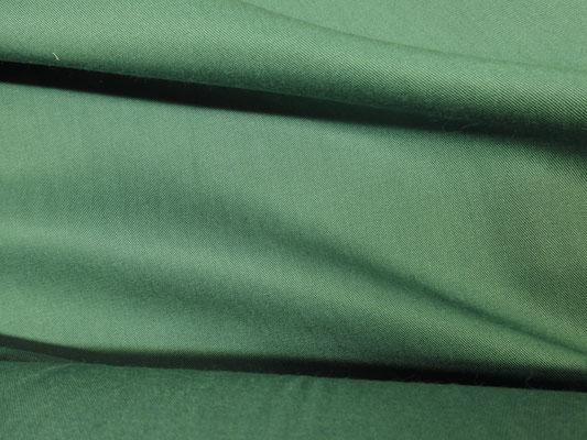 efeugrün,  150 cm breit, feiner Köperstoff,  9,50 €/m