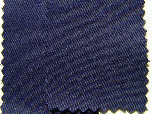 BW-Köper in nachtblau, 220 cm breit, 16,90 €/m