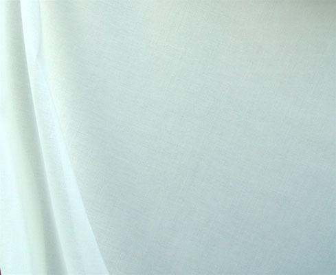Weißer Baumwoll-Batist, fein