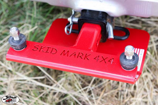 Jack Mounting Hardware - Skid Plate V2