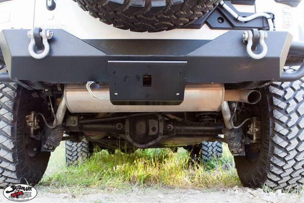 Extreme 4x4 Mult-Tool - Skid Plate V2 - Jeep JK