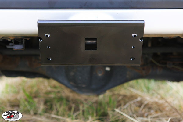 Sits Above Your Rear-End - Skid Plate V2