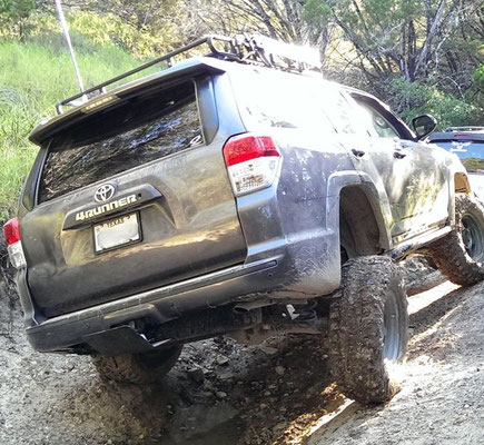 Extreme Skid Plate - Version 1 - Toyota 4 Runner
