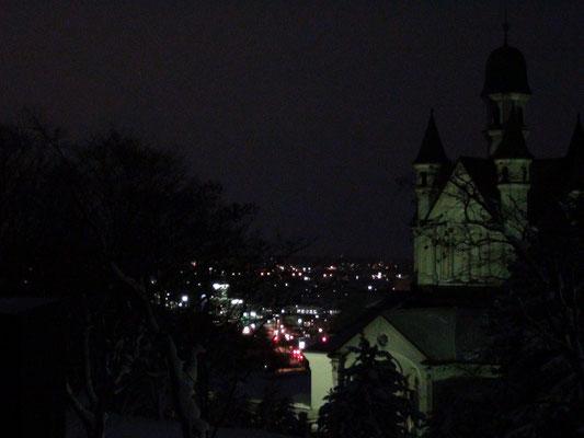 旭川市。アナ雪で有名になった雪の美術館