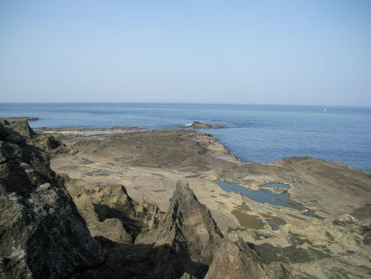 江差町。かもめ島