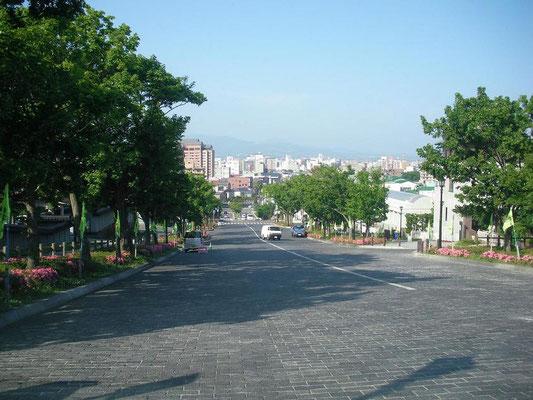 函館市。二十軒坂