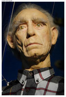 Eine Marionette im Kreismuseum
