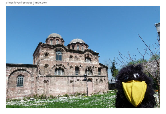 Die Gül-Moschee