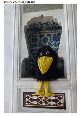 Im Topkapi-Palast