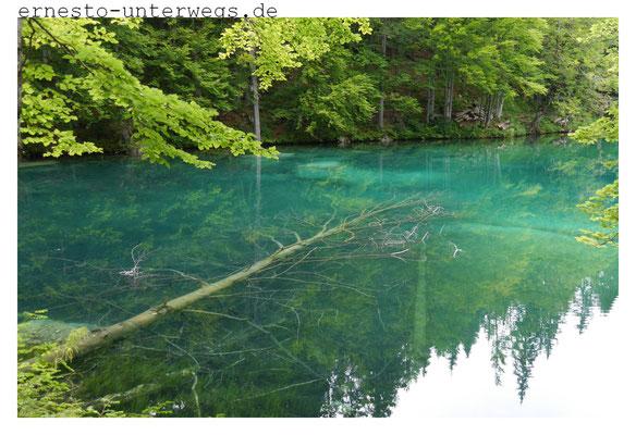 unterer Lago di Fusine