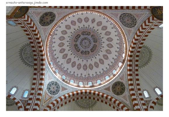 In der Shezade-Moschee