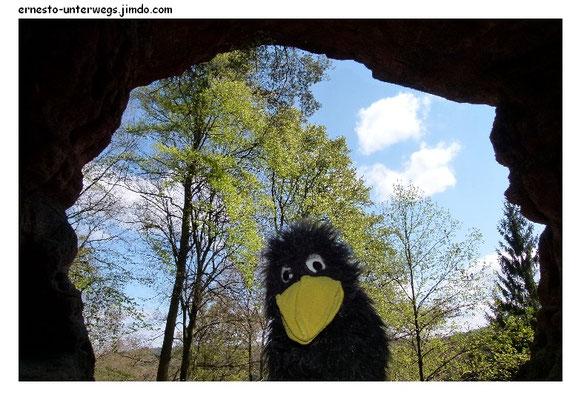 In der Genoveva-Höhle