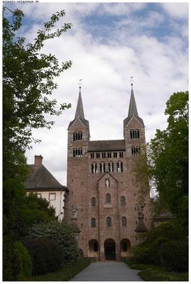 Koster Corvey vor den Toren Höxters