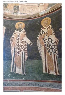 In der Chora-Kirche