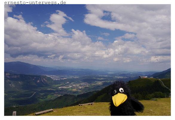 Dreiländereck auf dem Monte Forno