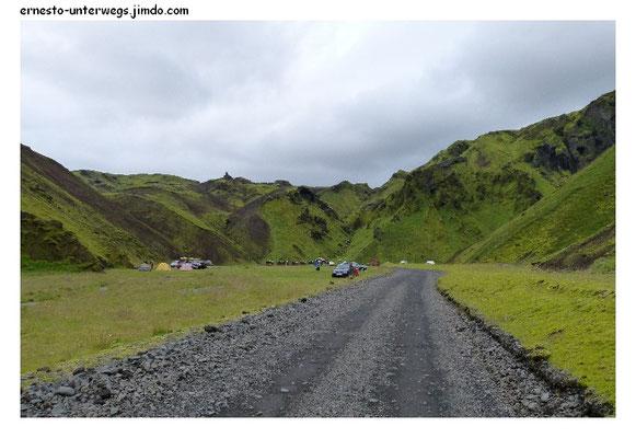Campingplatz Pakgil