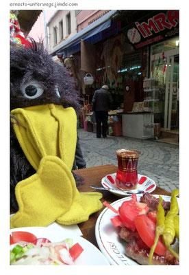 Ein typisches Mittagessen