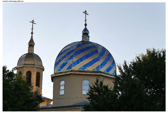 Die Rumänen gehören zum größten Teil dem christlich-orthodoxen Glauben an.