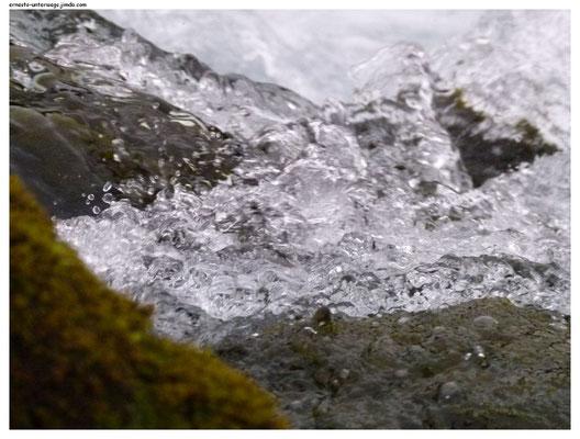 Äääääh, Wasser halt...